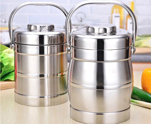 Vacuum Food Flask